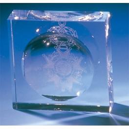 Vide-poches en verre LH