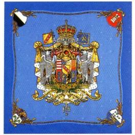 Foulard des Grandes Armes des Ducs de Lorraine
