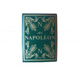 Jeu 54 cartes Napoléon