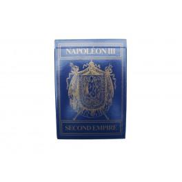 Jeu 54 cartes Napoléon III / Second Empire / XIXème Siècle