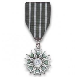 Arts et Lettres ordonnance chevalier