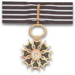 Arts et Lettres ordonnance Commandeur