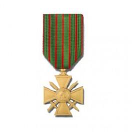 Croix de Guerre 14-18 ordonnance