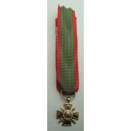 Croix de guerre 39-45 réduction