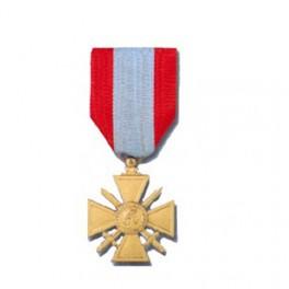 Croix de Guerre TOE ordonnance