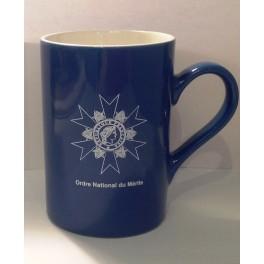 Mug Ordre national du Mérite bleu