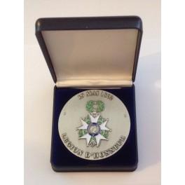 Médaille LH émaillée