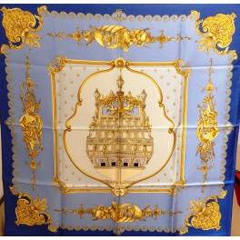 Foulard Soleil Royal