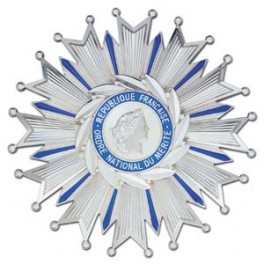 Plaque Grand Officier ONM