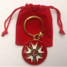 Porte-clés LH rouge