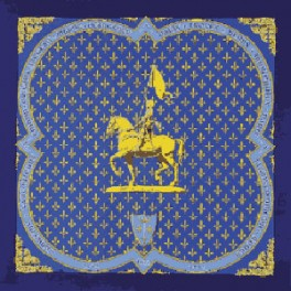 Foulard Jeanne d'Arc